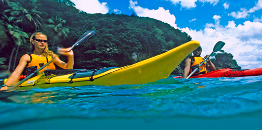 Kayak Group Tours